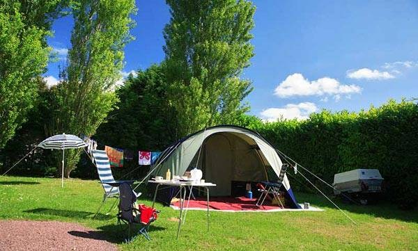 Camping Beausejour From Bed
