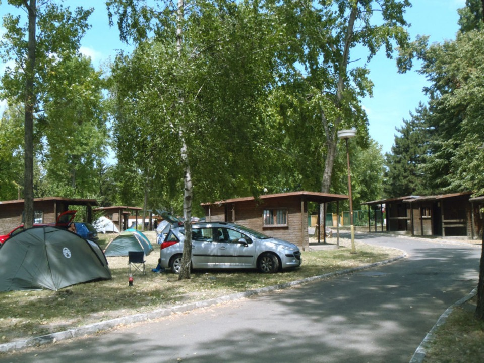 Camping Zlate Piesky