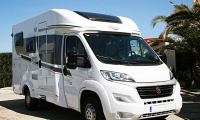 Autocaravan Express Madrid