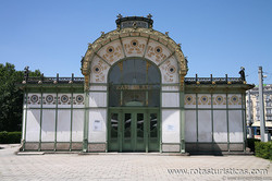 Otto Wagner´s Stadtbahn Pavilions