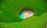 Playa Escondida, Ilhas Marietas