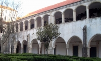 Claustro do Convento das Maltesas